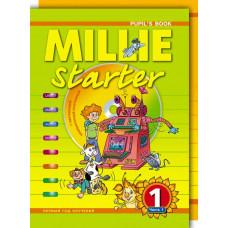 """Колтавская А.А. Учебник для 1 класса (1 год обучения) Starter """"Millie"""" / """"Милли""""  (Часть 1, 2) (Титул)"""