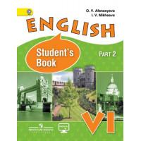 Афанасьева О.В. Английский язык 6 класс Учебник. В 2-х частях. Часть 2 /углубленный/