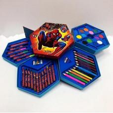 Набор для рисования 46 предметов, Человек-ПАУК